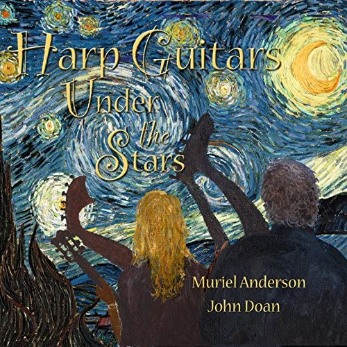 Muriel Anderson & John Doan