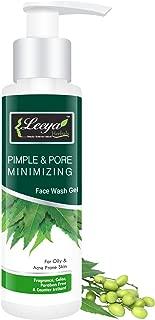 Leeya Pimple and Pore Minimizing Face Wash (100 ml): Beauty