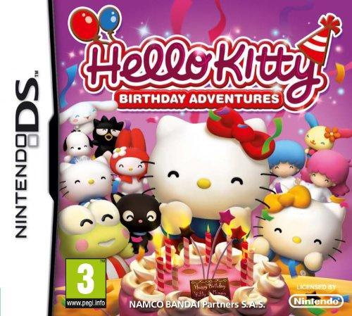 Hello Kitty Birthday Adventures (Nintendo DS) [Edizione: Regno Unito]