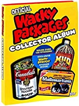 Wacky Packages All New Collector Album [14 pages/1 sticker]