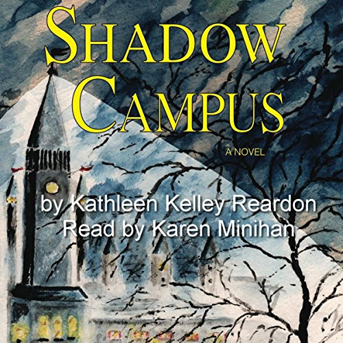 Shadow Campus audiobook cover art