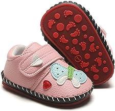 Hsds Bebe پسران کودک دختران Pu چرمی سخت پایین راه رفتن کفش ورزشی کودک نو پا لاستیک تنها اولین واکرهای کودک کفش راحتی دمپایی کارتونی