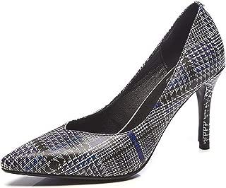Nine Seven Women's Leather Pointtoe Heel Charming