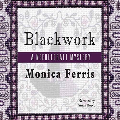 Blackwork audiobook cover art