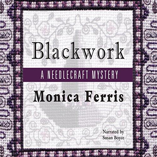 Blackwork: A Needlecraft Mystery