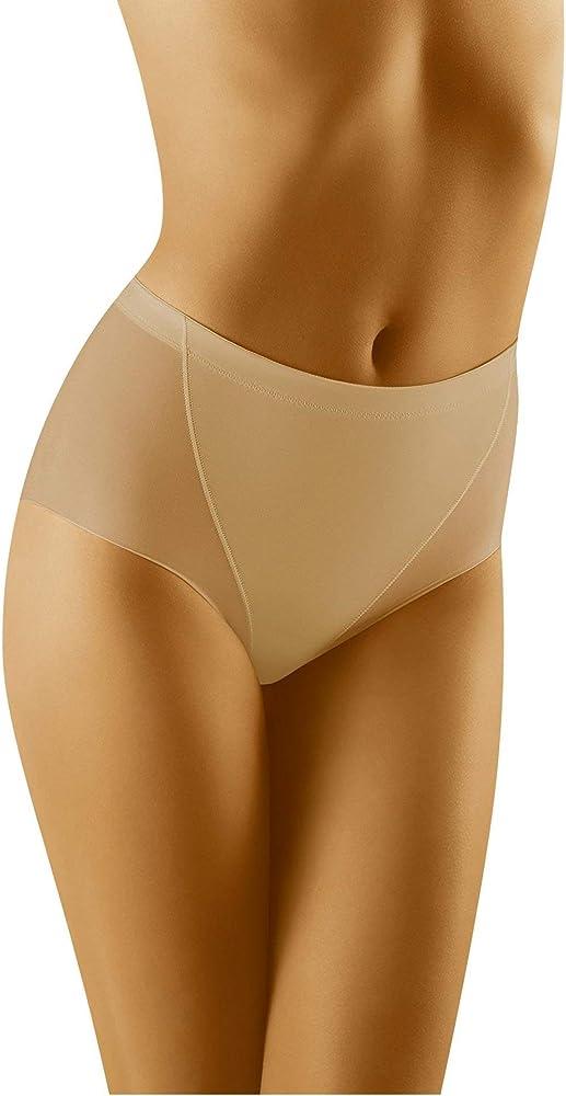 Wolbar, mutandine, slip per donna, poliammide 59%, elastane 41%, tessuto mordibo traspirante e elastico WB182