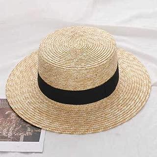 2019 Summer Women Wide Brim Straw Hat Fashion Chapeau Paille Lady Sun Hats Boate