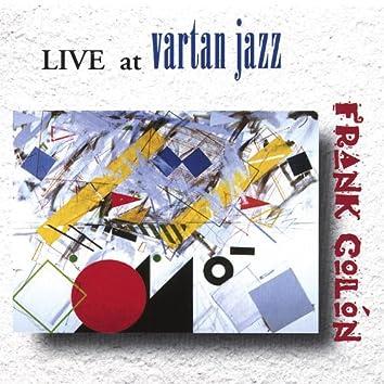 Frank Colon - Live At Vartan Jazz