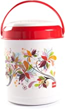 Cello Ranger Insulated 3 Container Lunch Carrier, Red
