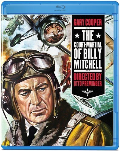 The Court-Martial of Billy Mitchell [Blu-ray]