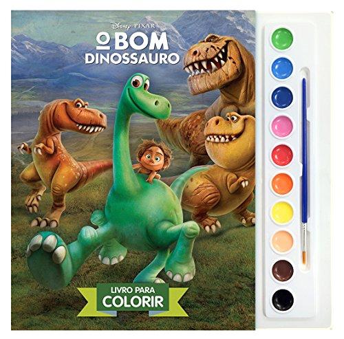 O Bom Dinossauro - Coleção Aquarela Disney