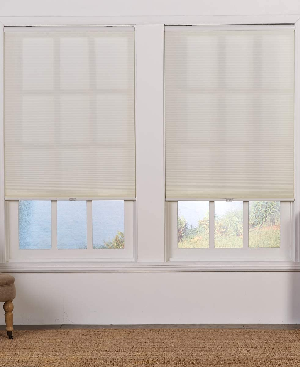Safe Today's only Styles UBC335X64CR Albuquerque Mall Cordless Cellular Filtering Light Shade4