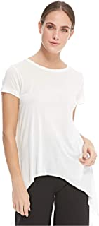Stradivarius Asymmetrical Tops For Women, S, White