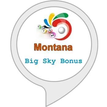 Winning Numbers for Montana Big Sky Bonus