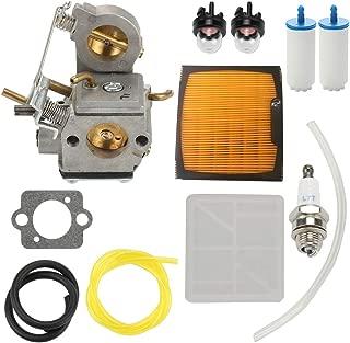 Mannial 578 24 34-01 Carburetor Carb fit Husqvarna Partner K750 K760 510 Cut Off Saw Zama C3-EL53