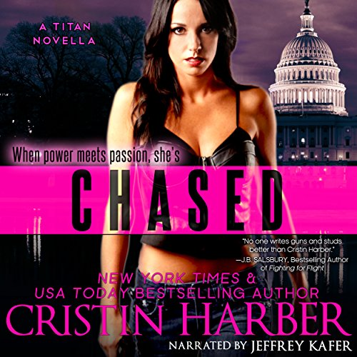 Chased: A Novella: Titan, Book 5 cover art