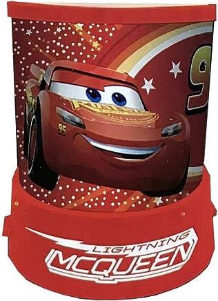 Luz nocturna Proyector de Estrellas Con Los personaje Cars ...