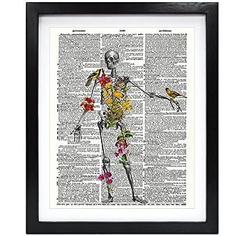 Best human skeleton art Reviews