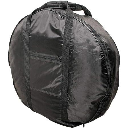 per auto 4x4 colore nero camper e utilitarie con pneumatici di qualsiasi dimensione caravan Custodia per la ruota di scorta