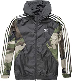 fc1caacd611d adidas Originals Men s Camo Windbreaker