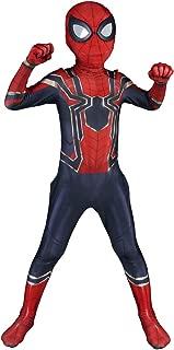 Kids Superhero Costumes Lycra Spandex Zentai Halloween Cosplay Costumes