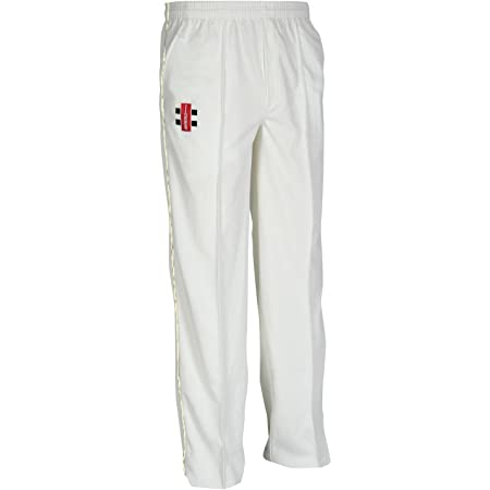 Gray Nicolls Men's Matrix Trousers - Ivory, Medium