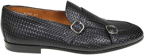 DOUCAL'S Men Mocasines - azul Loafers & Slippers