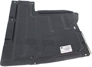 Engine Splash Shield compatible with BMW 3-Series 07-13 Under Cover Front Auto Trans Convertible/Coupe