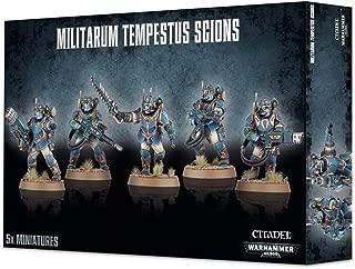 Games Workshop Warhammer 40,000 Militarum Tempestus Squad