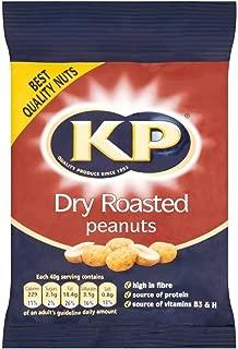 KP Dry Roasted Peanuts (80g) - Pack of 6