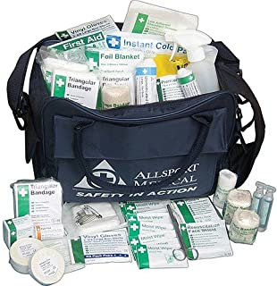 Net World Sports Team First Aid Kit [Refill Only] - FA Approved Medical Supplies
