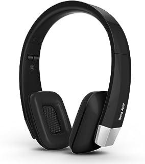 Auriculares para TV, Jelly Comb Auriculares estéreo inalámbricos RF [Recargable] Hi-Fi