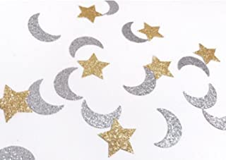 Best star and moon confetti Reviews