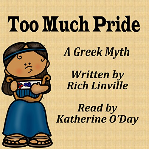Too Much Pride audiobook cover art