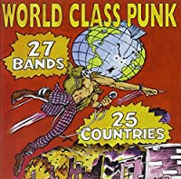 World Class Punk by Various (1998-06-24)