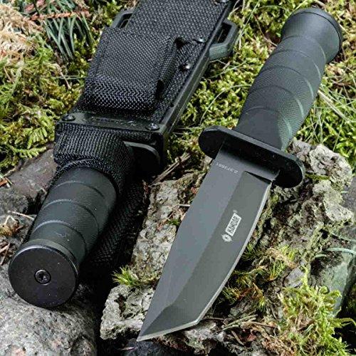 KanDar ZH-541 • FESTSTEHENDE Messer JAGDMESSER • Gesamtlänge: 265mm • FTM-de.
