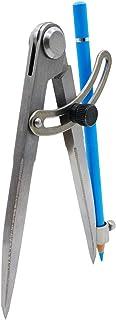 قطب نما نجاری حرفه ای ZLKSKER 6 اینچ 7.8 اینچ 10 اینچ با نگهدارنده مداد
