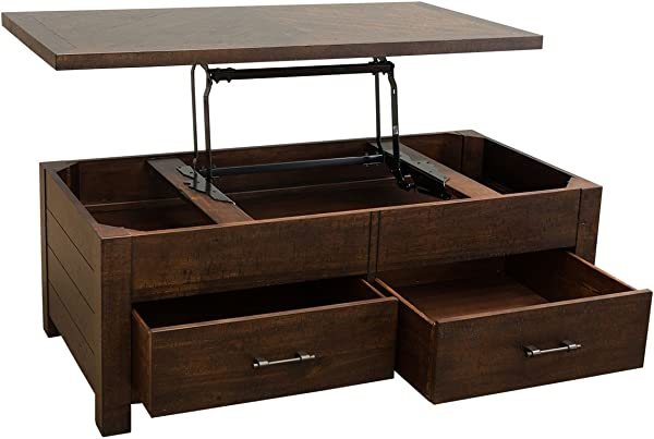 Statesman Coffee Table