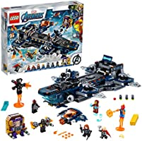 LEGO Marvel Avengers Helicarrier 76153 Building Kit