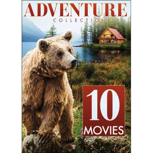 10-Movie Adventure Collection