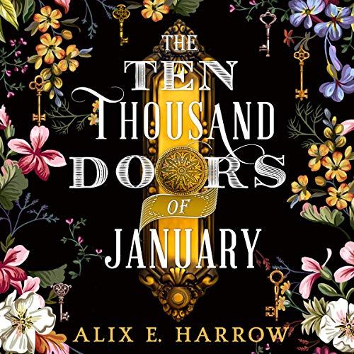 The Ten Thousand Doors of January audiobook cover art