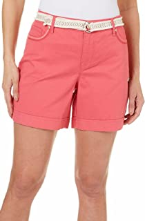 34bca8dd92edb Amazon.com  Gloria Vanderbilt - Shorts   Plus-Size  Clothing