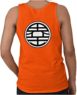 Master Roshi Ball Z Turtle King Kai Dragon Tank Top