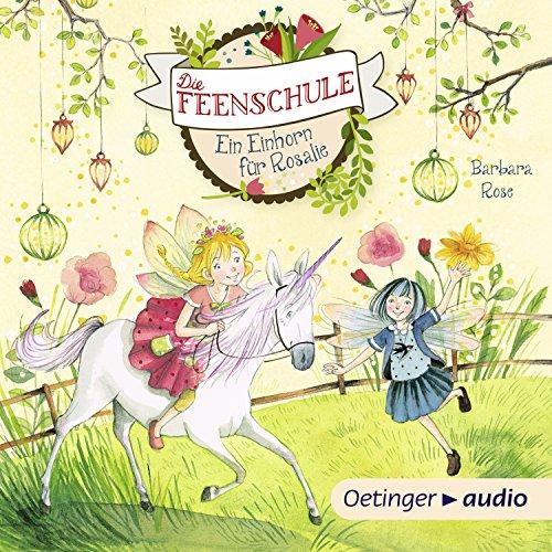 Ein Einhorn für Rosalie audiobook cover art