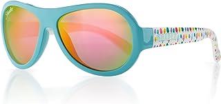 SHADEZ - Trendy – Gafas de Sol para niña, Color Azul