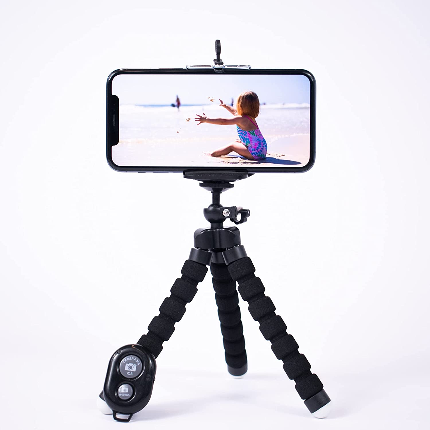 Veloce Octopus Mini Wholesale Tripod iPhone Stand with Sale Wi Flexible