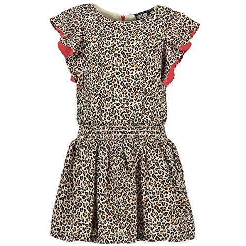 Zoals Flo meisjes jurk dier F903-5820-900