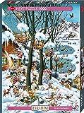 Heye-Puzzles In Winter - 1000 Pieces, 50 x 70 cm