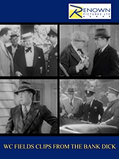 WC Fields Clips From The Bank Dick