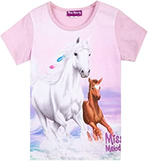 Miss Melody Niña T-Shirt, Camiseta, Rosa